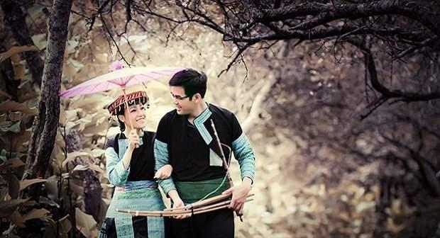 Chụp ảnh cưới đẹp tại Sapa, Lào Cai