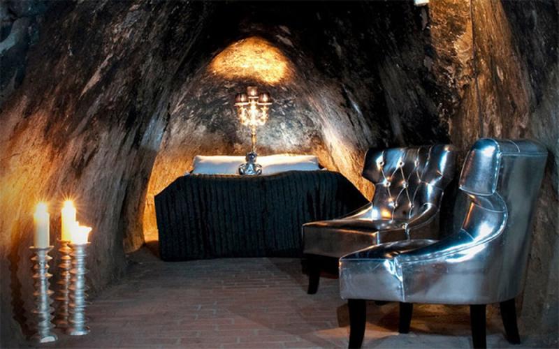 Đây là khách sạn sâu nhất thế giới