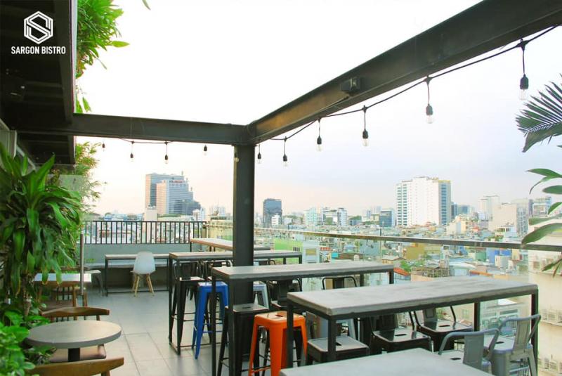 Sargon Rooftop Coffee