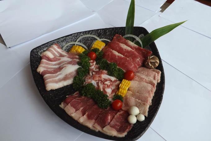 Sashimi BBQ Garden – 2B Nguyễn Thị Thập