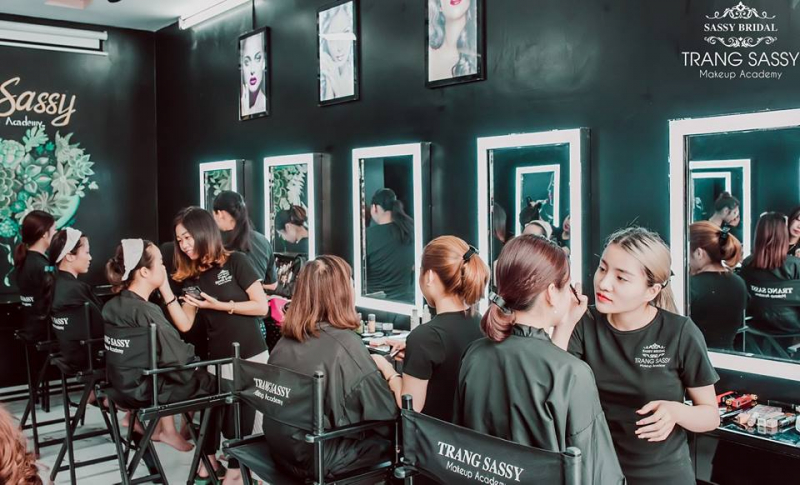 Sassy Bridal & Make Up Academy