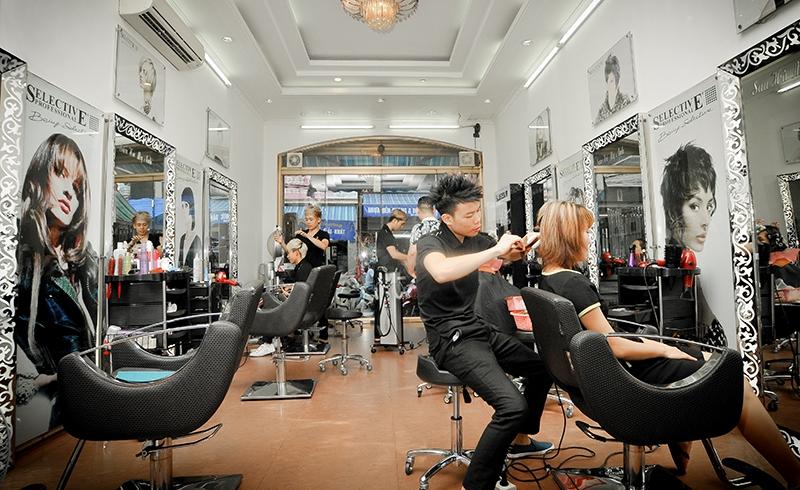 Dịch vụ làm tóc tại Sáu Hair - Salon