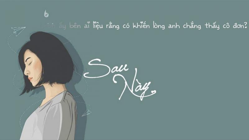 Sau này - Lưu Nhược Anh