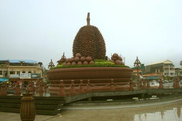 Sầu riêng Kampot