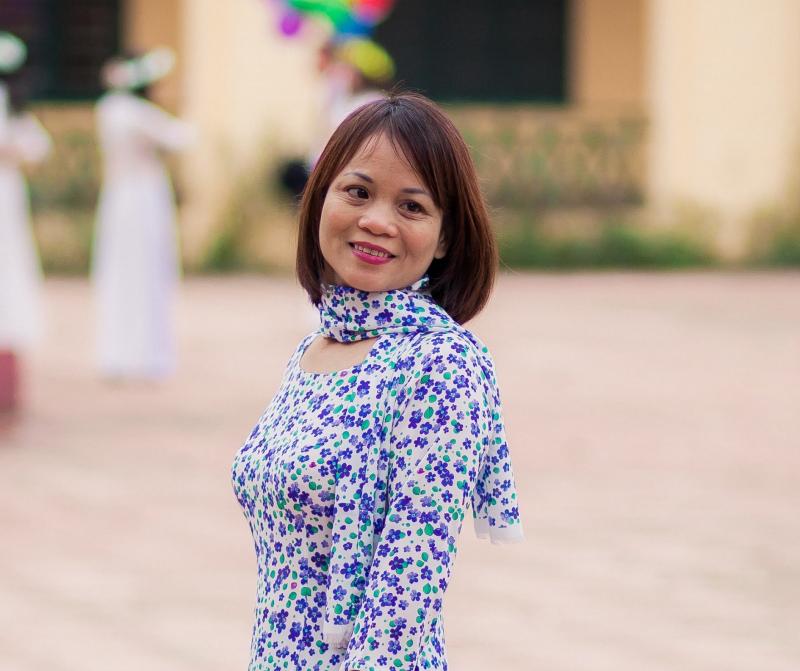 Tác giả Nguyễn Lan Hương
