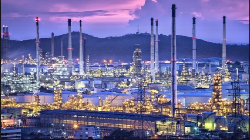 Tập đoàn dầu khí hàng đầu thế giới Saudi Aramco