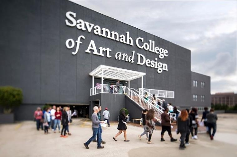Savannah College of Art and Design là một trong những học viện thời trang danh giá nhất trên thế giới