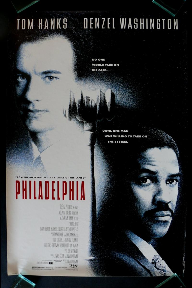 Philadelphia là một bộ phim về những vấn đề nhạy cảm trong cuộc sống