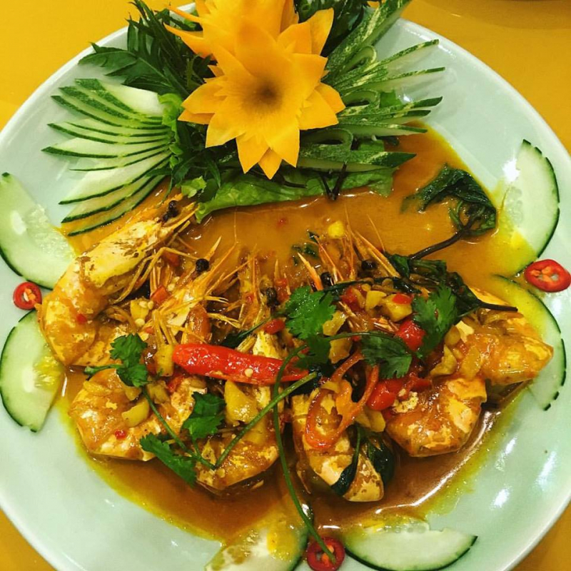 Sawasdee - Ẩm thực Thái Lan