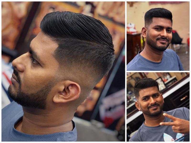 SB-King Barber Shop
