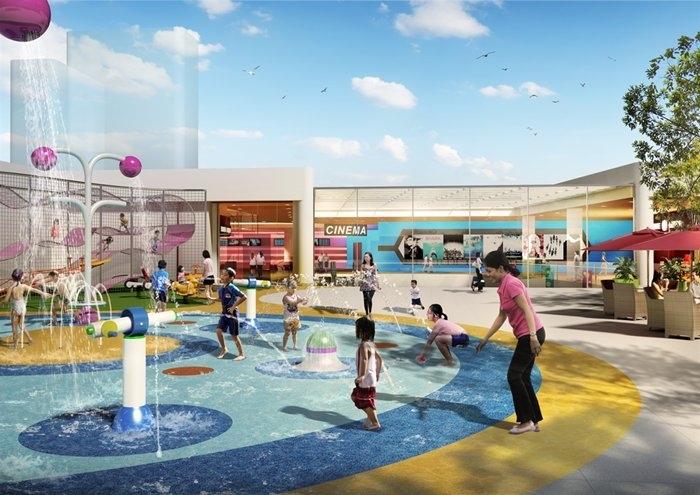 Sky Park - khu vui chơi trên sân thượng đầu tiên tại Việt Nam