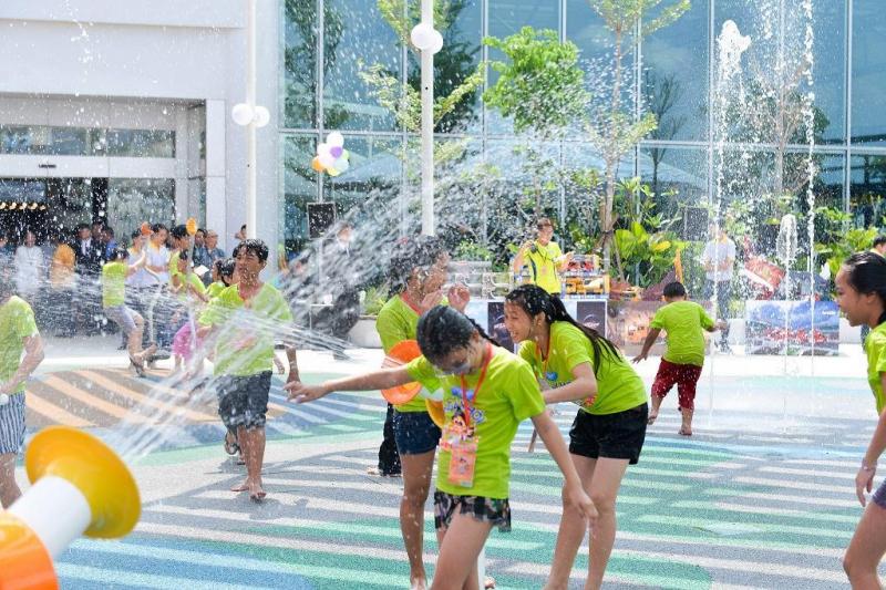 Sky Park SC Vivo City