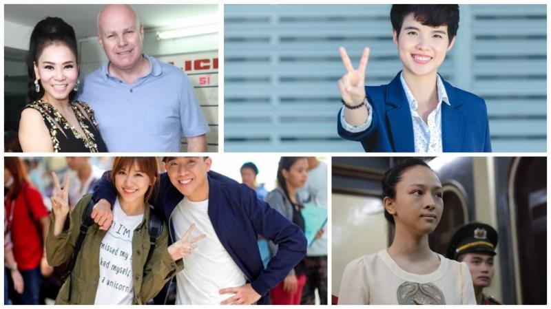 Top 8 scandal ồn ào nhất Showbiz Việt năm 2016