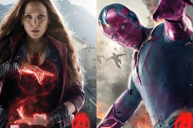 Marvel chắc chắn sẽ còn muốn khai thác phim về nhân vật Scarle Witch & Vision trong tương lai