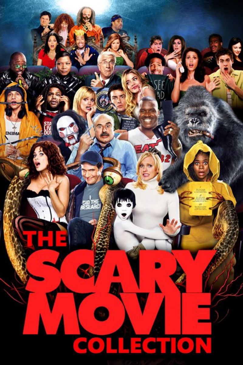 Scary Movie Series