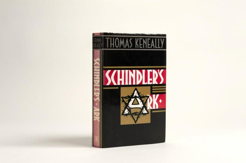 Sách Schindler's List (tiếng Đức: Schindler's Ark)