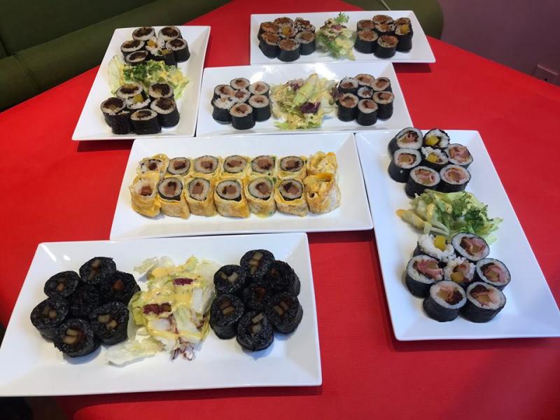 School Food – Korean Restaurant