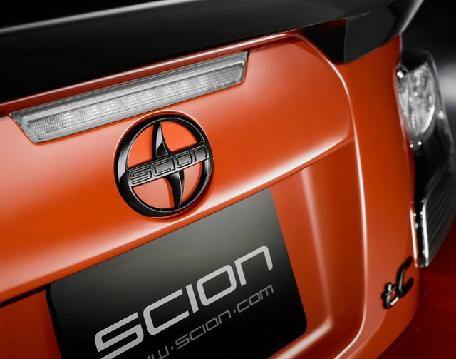 Scion có sự trùng lặp với Toyota