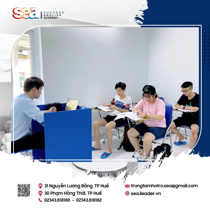 SEA - Success English Academy