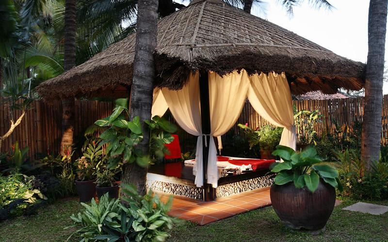 Nơi du khách có thể tận hưởng những dịch vụ spa
