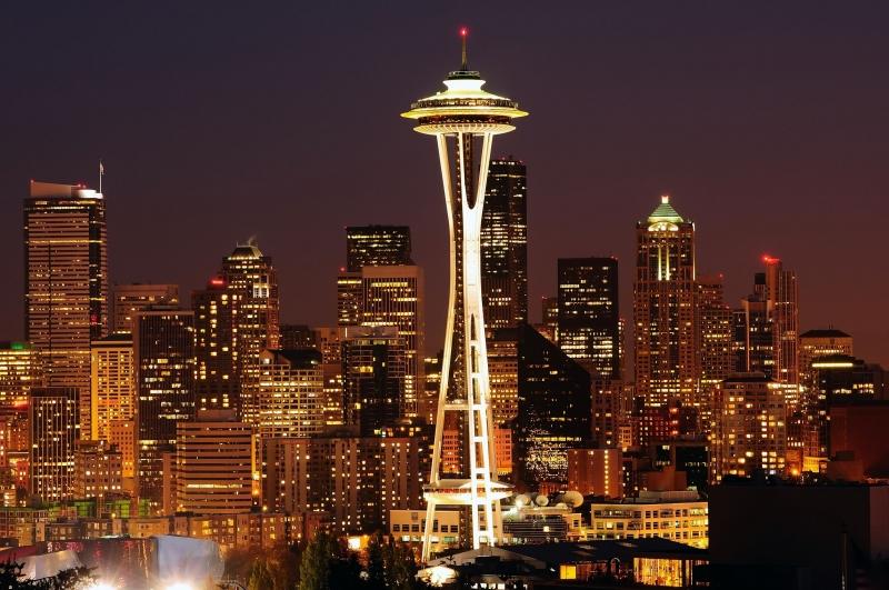 Seattle là một trong những thành phố năng động nhất của thế giới