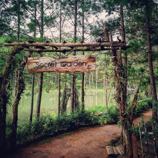 Secret Garden Đà Lạt
