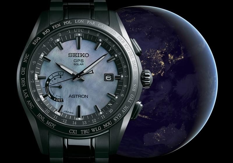Seiko Astron là đồng hồ đầu tiên nhận các múi giờ trên Trái Đất, thời gian chính xác nhờ tín hiệu vệ tinh GPS. Hiện tại Seiko Astron GPS Solar World Time có giá khoảng 40 triệu/chiếc.