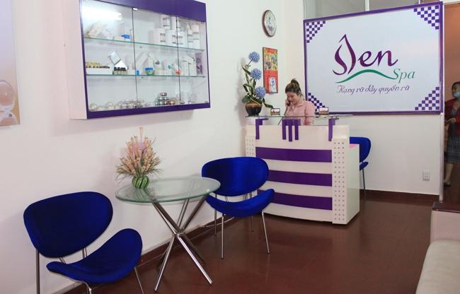Sen Spa được thiết kế mang một vẻ đẹp mộc mạc, đơn giản nhưng sang trọng và đậm chất truyền thống