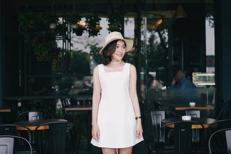 Leka Dress (hình ảnh lấy từ fanpage của shop)