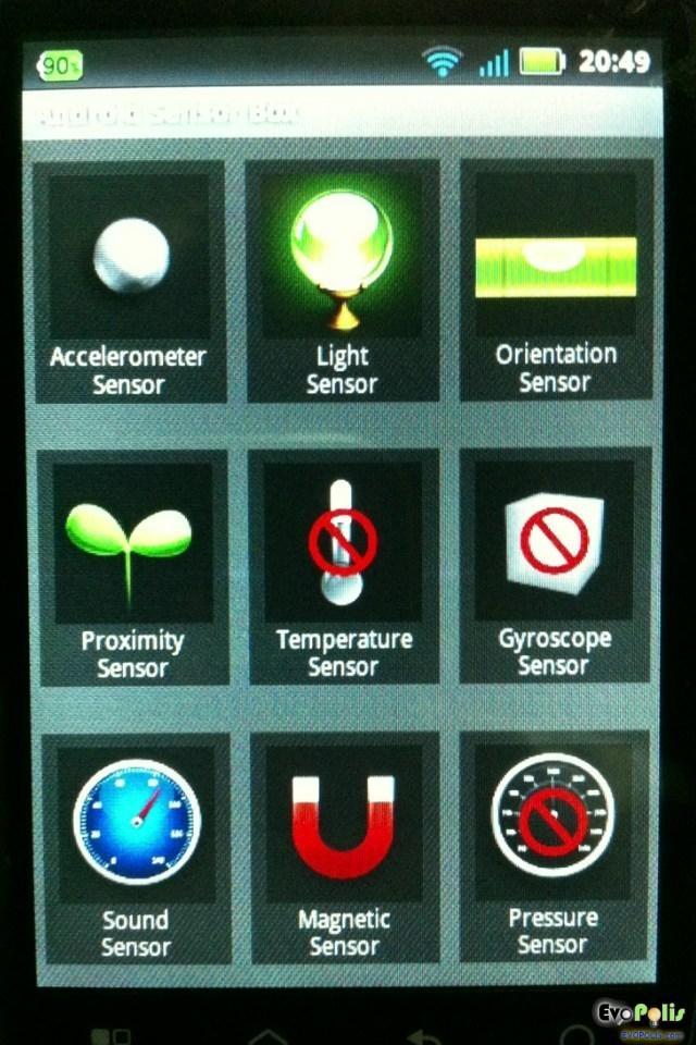 Sensor Box