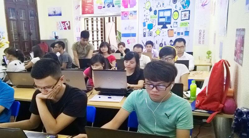 Trung tâm đào tạo SEO Duy Anh Web