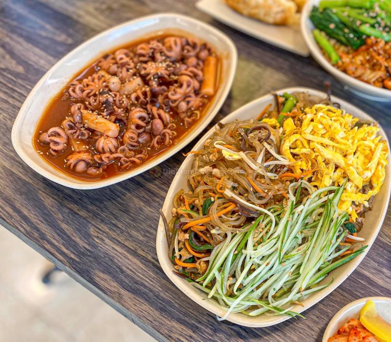 Seon - Đồ ăn Hàn Quốc số 1