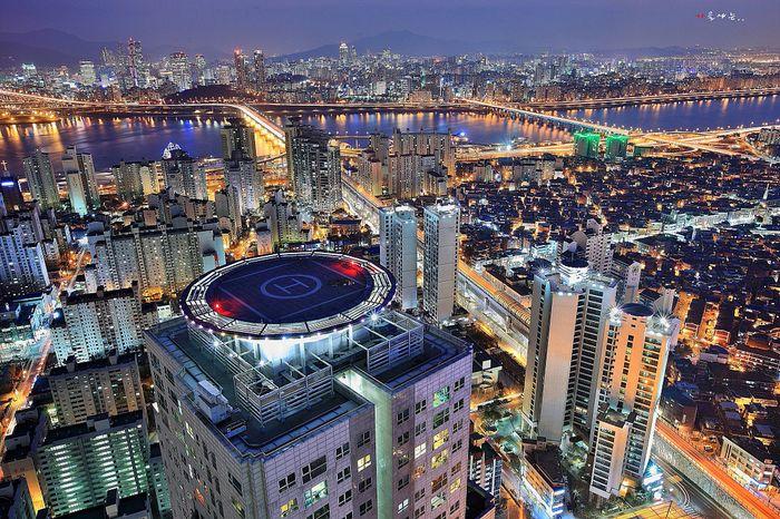Seoul Hàn Quốc - Thành phố du lịch tương lai