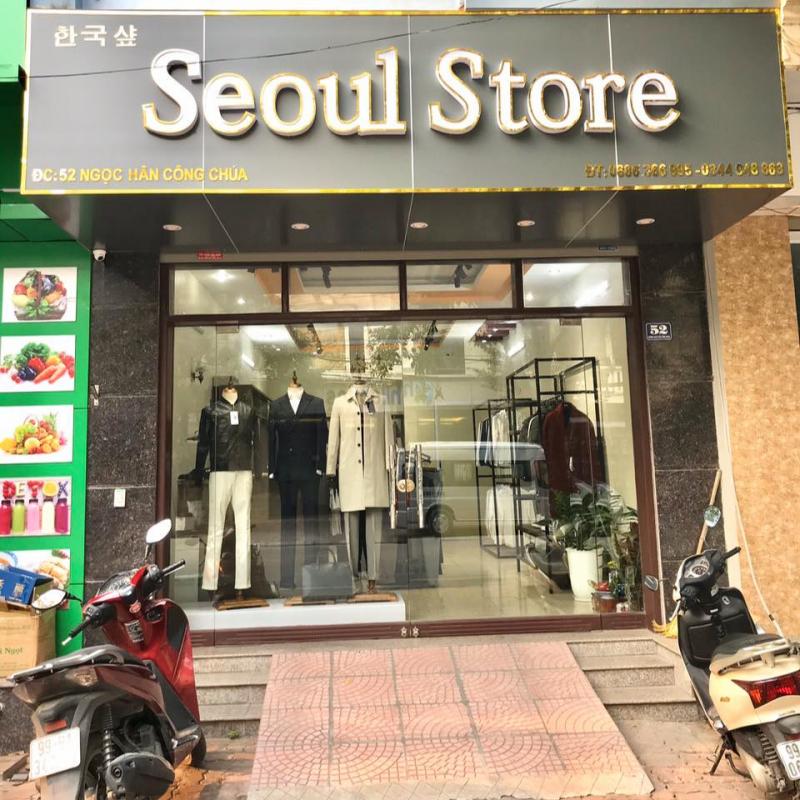 SEOUL Store - Korea Menswear đậm hơi hướng Hàn Quốc.