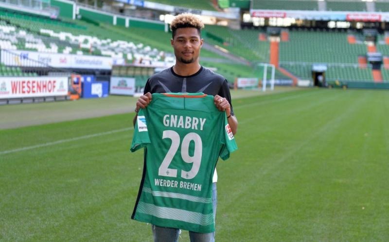 Serge Gnabry về đầu quân cho Bremen