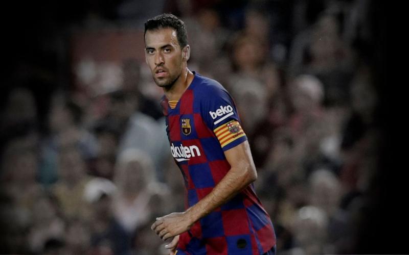 Sergio Busquets là gương mặt bất khả xâm phạm trong màu áo Barcelona