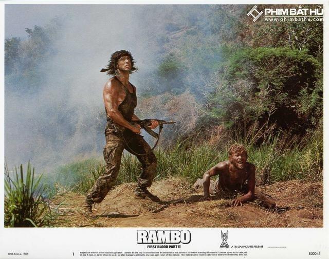 Seri phim Rambo