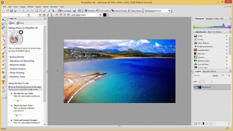 Serif PhotoPlus