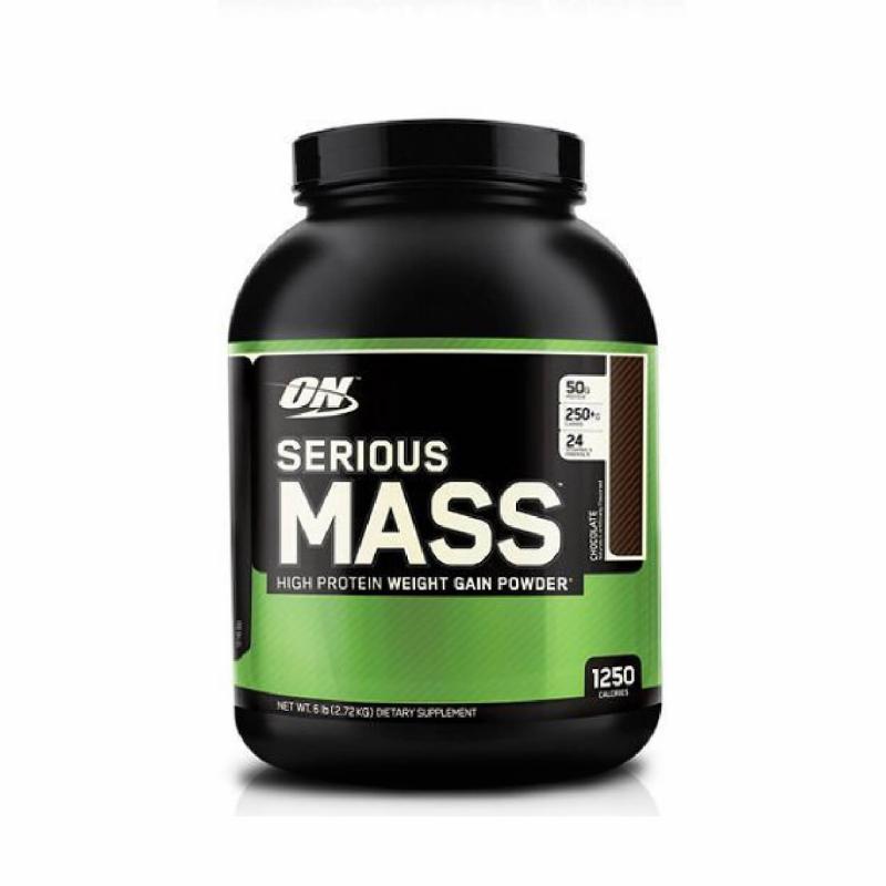 Serious Mass 6 Lbs (2.72KG):