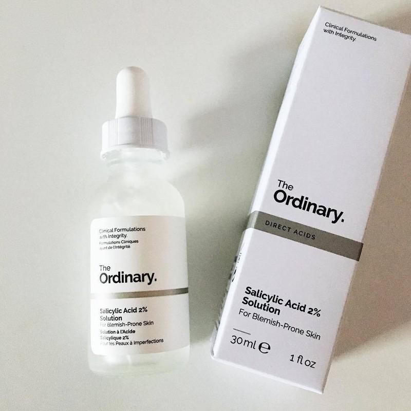 Serum cấp nước và phục hồi da The Ordinary Hyaluronic Acid 2% + B5