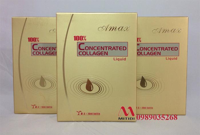 Serum Collagen Amax