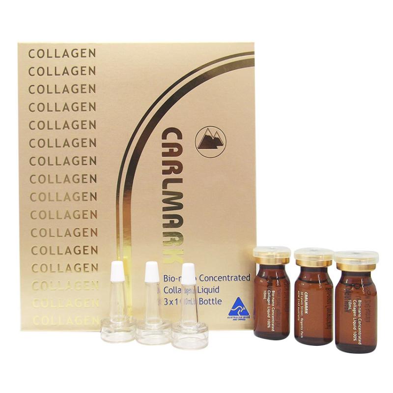 Serum Collagen Đậm Đặc Carlmark Bio Nano Chống Lão Hoá, Nhăn Da Hiệu Quả