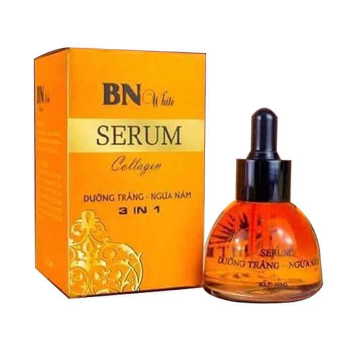 Serum Collagen BN White