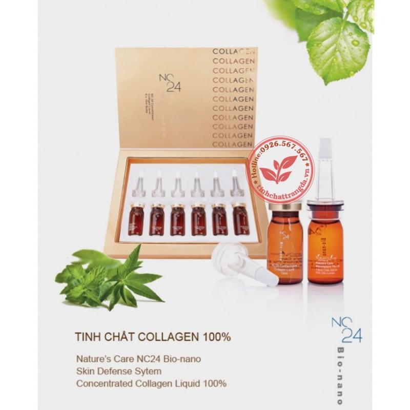 Tinh Chất Collagen 100% Nature Care NC24 Bio-Nano