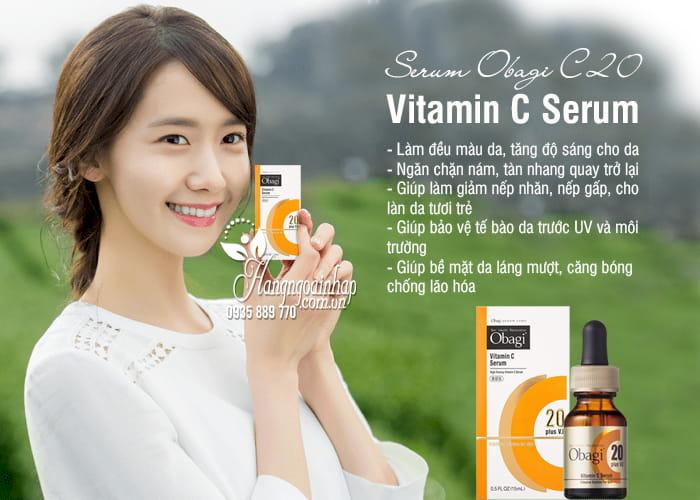 Serum dưỡng da Obagi C20 Serum