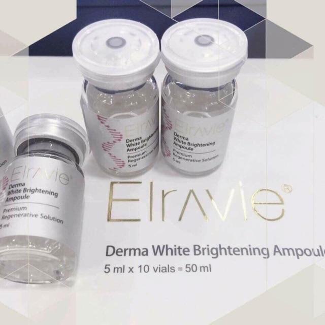 Serum Elravie - Derma White Brightening Ampoule