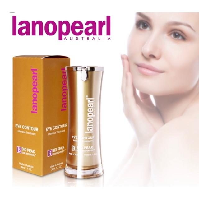 Serum Eye Contour Intensive Treatment Lanopearl Bio Peak