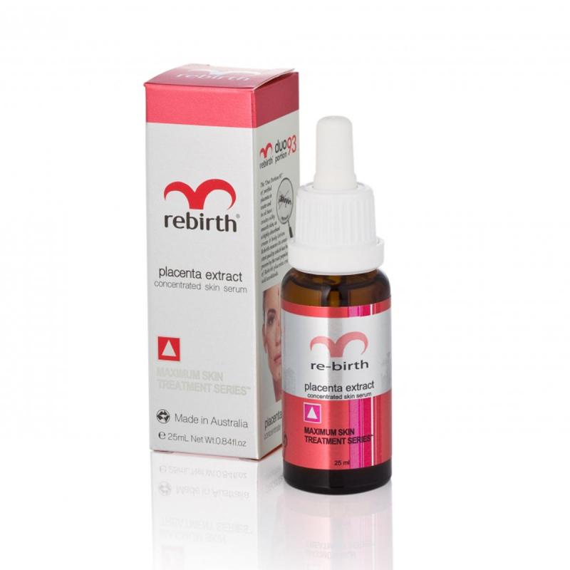 Serum hỗ trợ điều trị tàn nhang hiệu quả từ nhau thai cừu Rebirth
