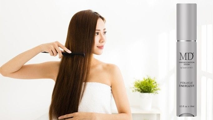 Serum mọc tóc MD Hair Restoration Follicle Energizer
