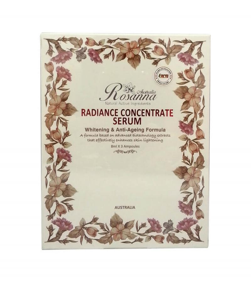 Serum Rosanna Radiance Concentrate